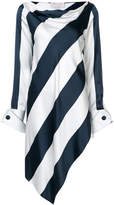 Monse long striped tunic