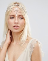 Asos Pretty Draping Flower Hair Crown