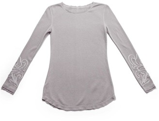 Pink Label Claudia Soutach Trim Top
