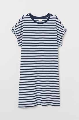 H&M Cotton T-shirt Dress