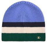 Tory Burch Gemini Link Stripe Hat