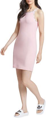 Ribbed Halter Dress