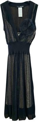 Liu Jo Liu.jo Black Lace Dress for Women