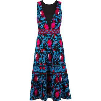Tanya Taylor Black Polyester Dresses