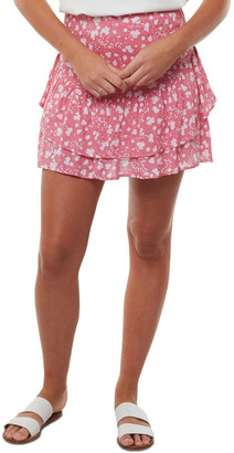 All About Eve Abstract Disty Mini Skirt