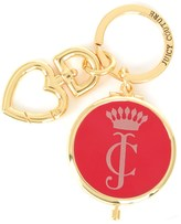 Juicy Couture Outlet - COMPACT MIRROR KEY FOB