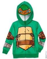 Nickelodeon Teenage Mutant Ninja Turtles Little Boys Mask Hoodie TMNT