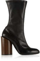 Givenchy Boots In Black Stretch-leather - IT35