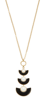 Kate Spade Taking Shapes Toggle Pendant Necklace