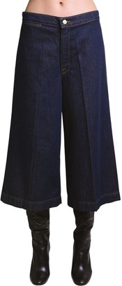 Frame Le Culotte Cotton Denim Jeans