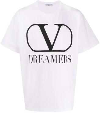 Valentino VLOGO Dreamers T-shirt