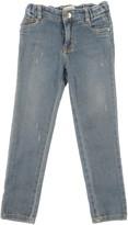Twin-Set Denim pants - Item 42514289