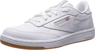 Reebok Unisex-Kid's Club C Sneaker