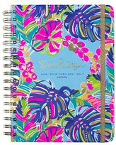 Lilly Pulitzer Large 17-Month Agenda