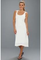 Carve Designs Lainey Dress (White) - Apparel