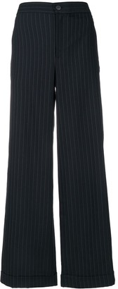 J.W.Anderson Striped Tailored Pants
