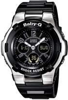 Casio Women's Baby-G BGA110-1B2 Resin Quartz Watch