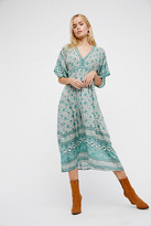 Spell & The Gypsy Collective Womens KOMBI FOLK DRESS