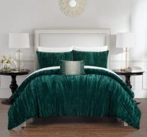 Chic Home Westmont 4-Piece King Comforter Set Bedding