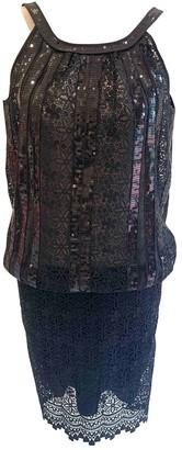 Charo Ruiz Ibiza Black Polyester Dresses