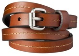 Merona Sombra Vegetable Leather Belt - Tan