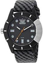 adidas Men's 'ADH-1969' Quartz Plastic and Nylon Casual Watch