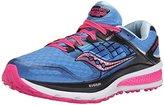 Saucony Women Triumph Iso 2 Trail Running Shoes,35 1/2 EU