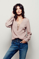 Free People Womens ALL OVER YOU DEEP