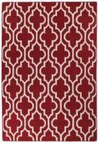 Bashian Rugs Makayla Flatweave Hand-Woven Wool Rug