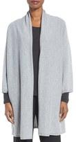 Eileen Fisher Women's Fine Gauge Cashmere Long Cardigan