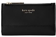 Kate Spade Spencer Slim Leather Bifold Wallet