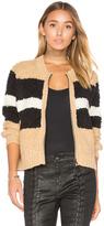 Wildfox Couture Disco Stripe Margot Sweater
