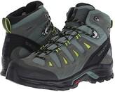 Salomon Quest Prime GTX(r) (Balsam Green/Urban Chic/Lime Green) Men's Shoes