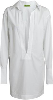 GAUGE81 Sparta Cotton Shirt Dress