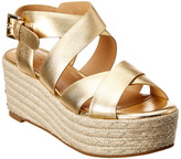 Joie Gaelyn Leather Wedge Sandal