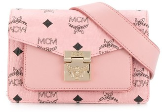 MCM Patricia mini belt bag