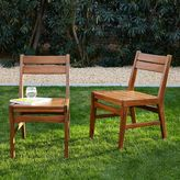 west elm Mid-Century Dining Chair - Auburn