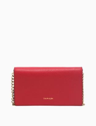 Calvin Klein Valentina Pebble Mini Bag