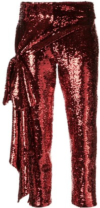 Hellessy Sequinned Trousers