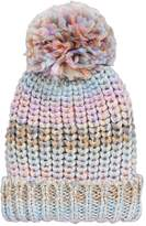 Very Girls Pastel Sparkle Bobble Beanie Hat