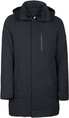 Save The Duck Chest Zip Pocket Parka