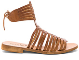 Cocobelle Ibiza Sandal in Cognac. - size 37 (also in )