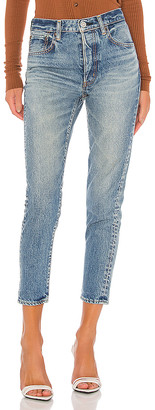 Moussy Kepner Tapered Slim Straight. - size 23 (also