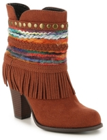 DOLCE by Mojo Moxy Bronco Western Bootie