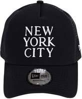 New Era NE DESTINATION COTTON TRUCKER HAT