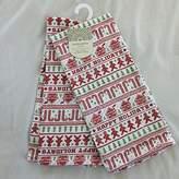 Cynthia Rowley Winter Holiday Kitchen Towel Set (Happy Holidays)