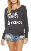 Chaser Coffee And Friends Top