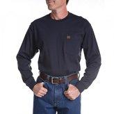 Wrangler RIGGS WORKWEAR Men's Long-Sleeve Pocket T-Shirt