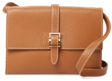 Meli-Melo Azzurra Leather Convertible Clutch