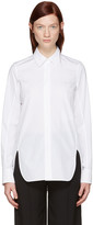 Jil Sander White Veronica Shirt